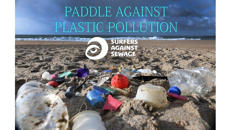 Paddle Against Plastic Pollution