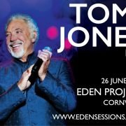 Tom Jones Live Eden