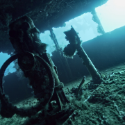 Truk Lagoon Shipwreck Bridge