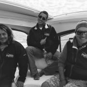 Mark Finch, Santiago Cabral, John Boyle