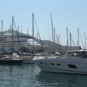 Cecienne in Cartagena Marina