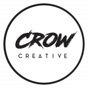 Crow-Creative-Logo-Circle